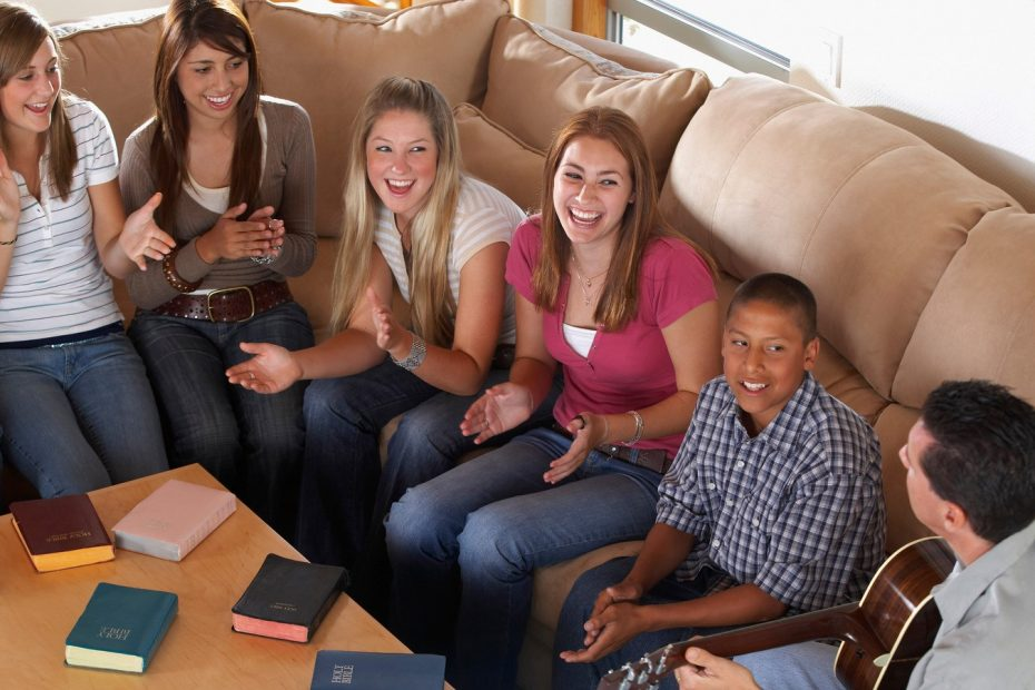 youth church groups